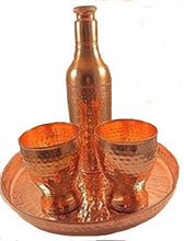 Limited Edition Pure Copper Water Bottle for Ayurvedic Health Benefits