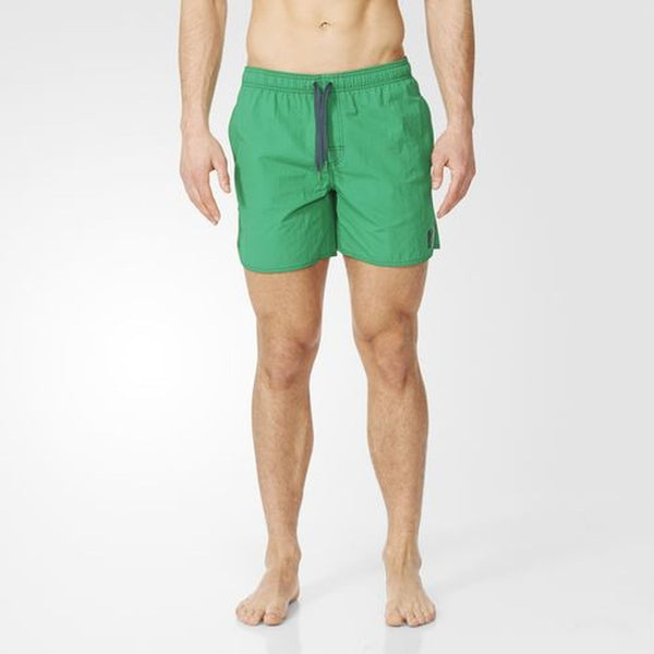 Short Leg Solid Water Short - CitySportOnline