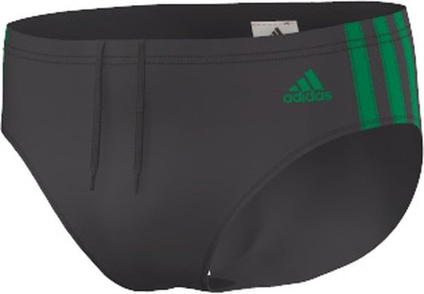 3-Stripes Boy's Trunk Utility Black/Green - CitySportOnline