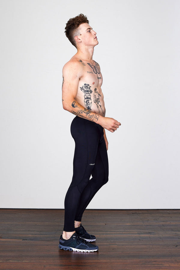 BASE Men's Compression Tights