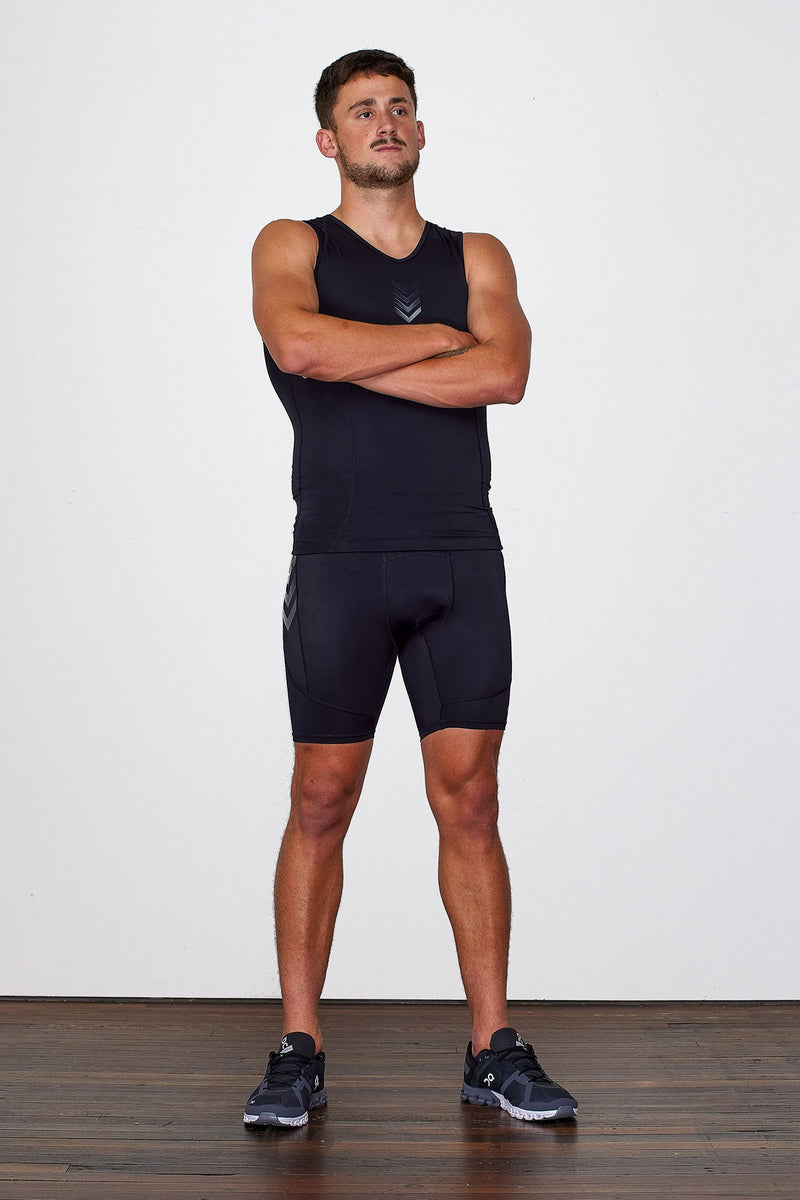 BASE Men's Compression Shorts