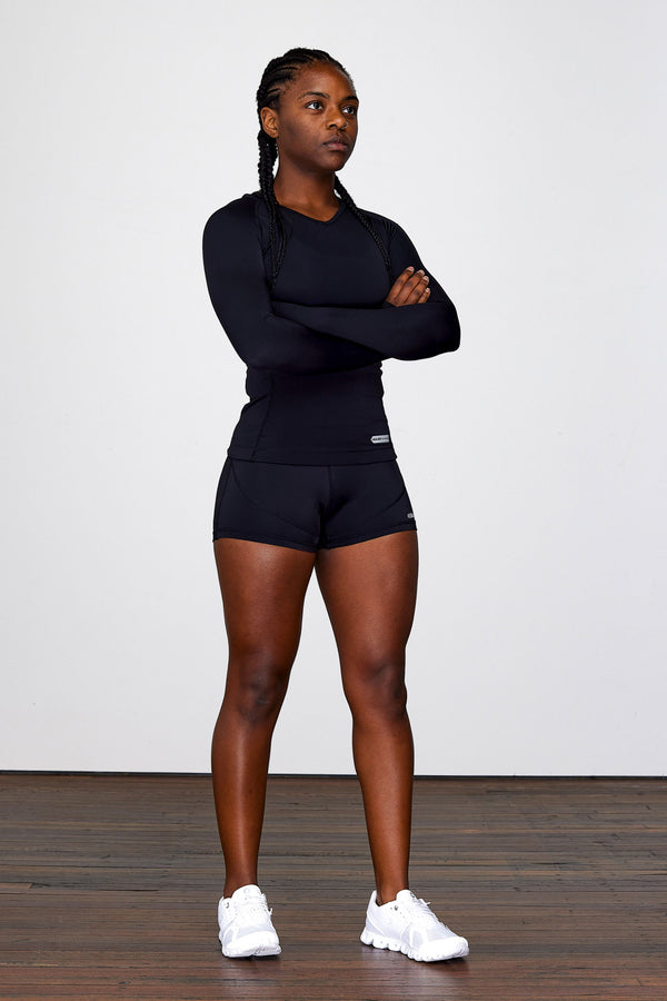 BASE Long Sleeve Women's Compression Tee
