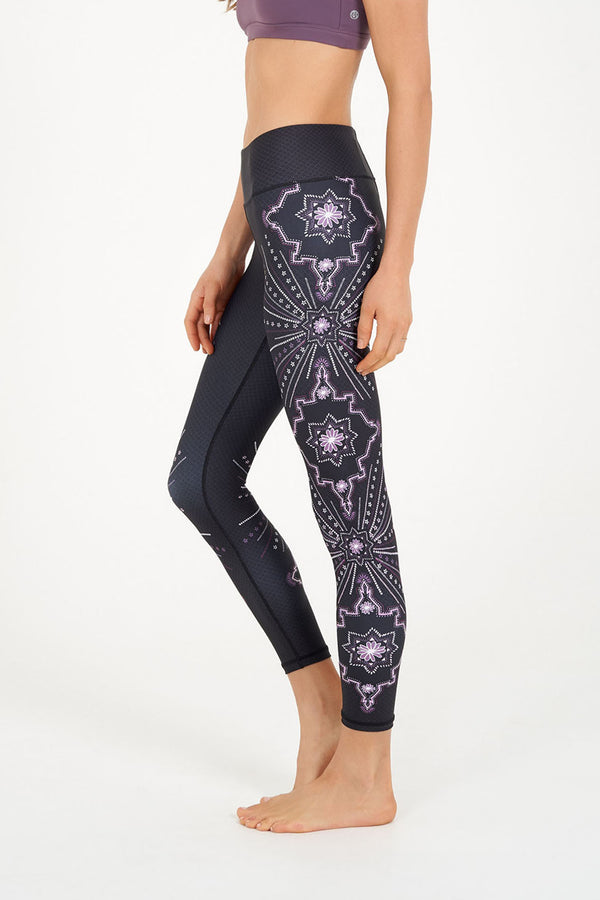 Wonderlust High Waist Printed 7/8 Legging