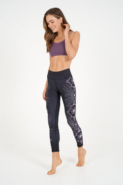 Wonderlust High Waist Printed 7/8 Legging - CitySportOnline