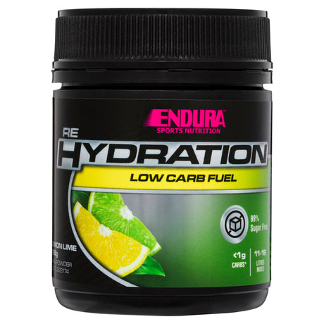 Rehydration Low Carb Fuel