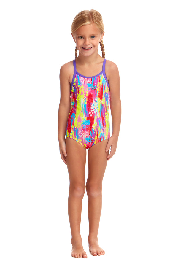 Toddlers Splat Stat One Piece - CitySport