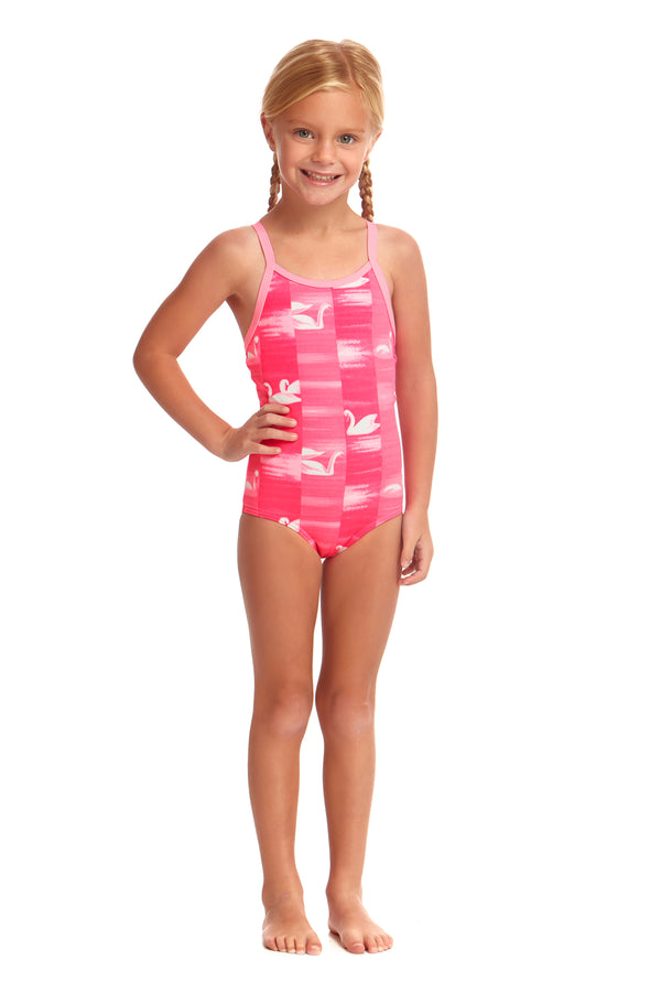 Toddlers Swan Lake One Piece - CitySportOnline