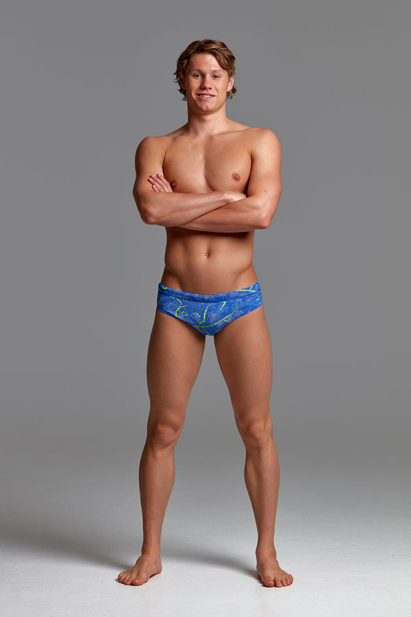 Sea Salt Classic Brief - CitySportOnline
