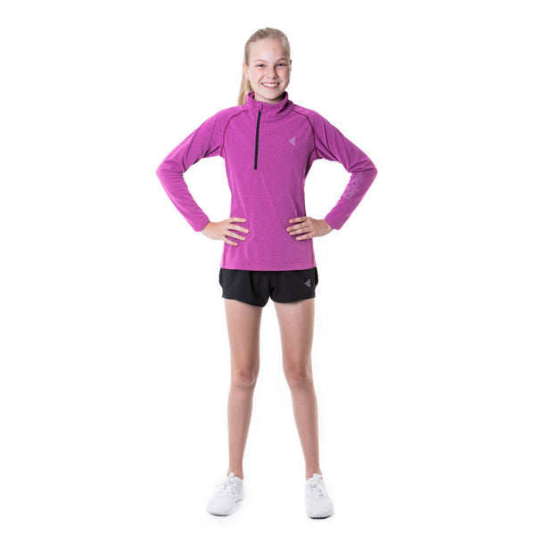 LOKA Athletica 1/4 Zip Top - CitySportOnline
