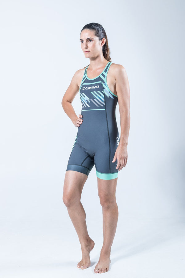 Vector Open Back Suit - CitySportOnline