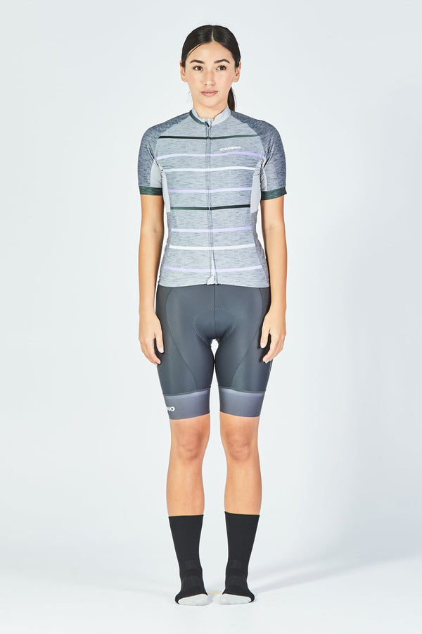 VOYAGE JERSEY - GREY HEATHER - CitySportOnline