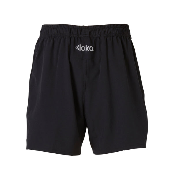 LOKA Athletica Layer Running Short Black - CitySport