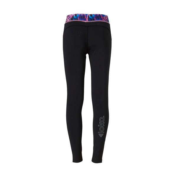 "LOKA Athletica ""Get Active"" Lux Tights - CitySportOnline"