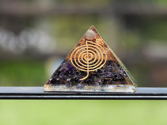 Crystal Orgonite