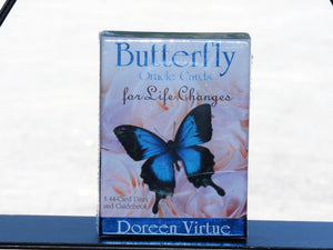 Oracle Cards - Butterfly for Life Changes