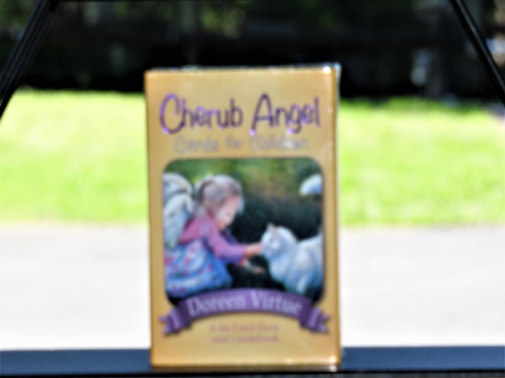 Affirmation Cards - Cherub Angel