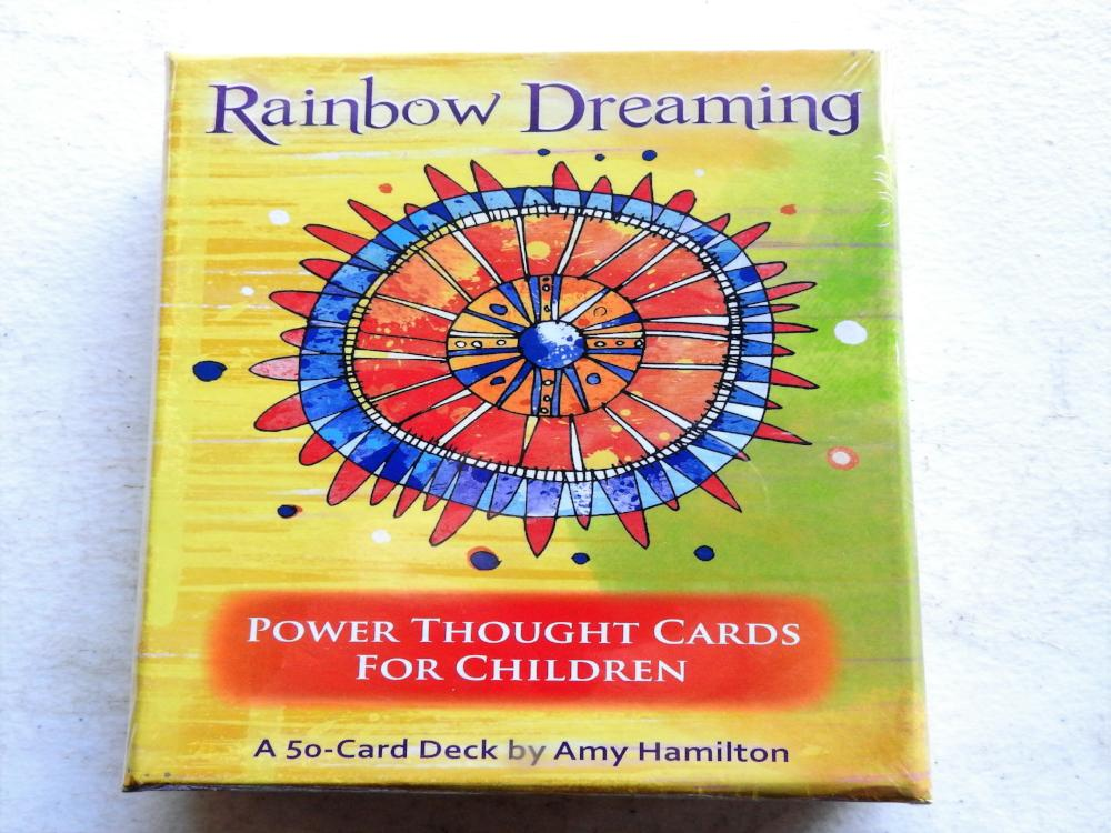 Affirmation Cards - Rainbow Dreaming - Power thought cards for chlildren