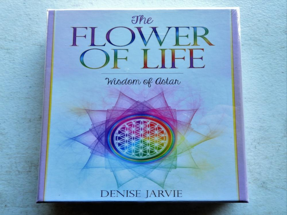 Guidance Cards - The Flower of Life