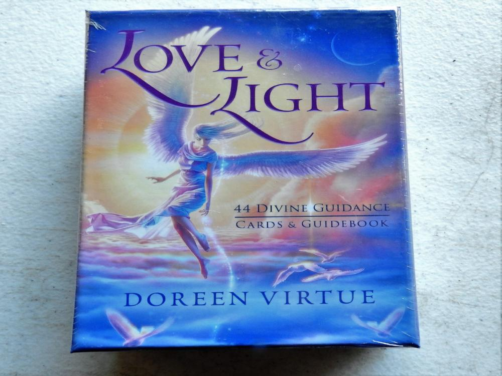 Guidance Cards - Love & Light Divine Guidance Cards