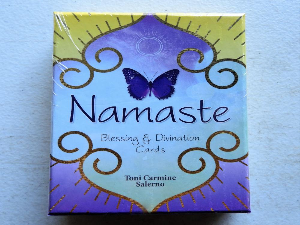 Affirmation Cards - Namaste - Blessings & Divination Cards