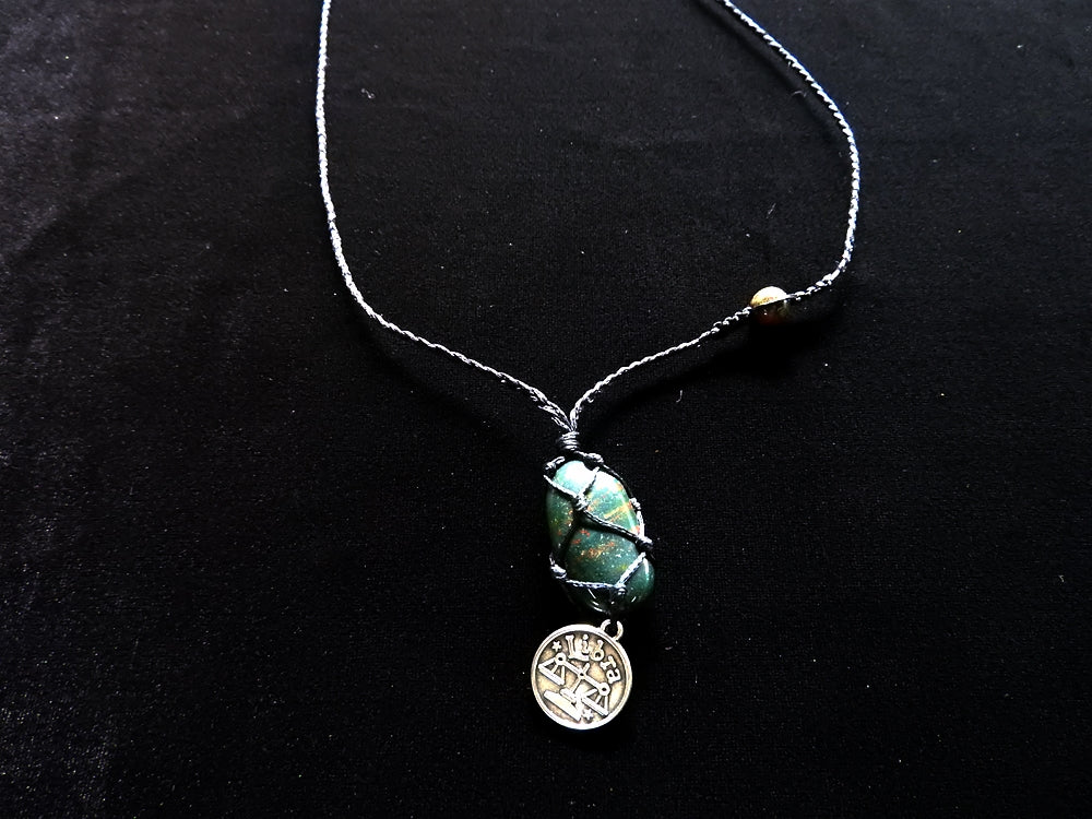 Zodiac - Libra Necklace