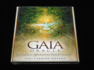 Oracle Cards - Gaia - Guidance, Affirmations, Transformation