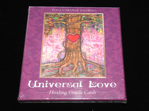 Oracle Cards - Universal Love
