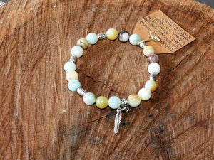 Crystal Bracelet - Amazonite