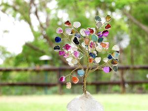 Multi Crystal Tree