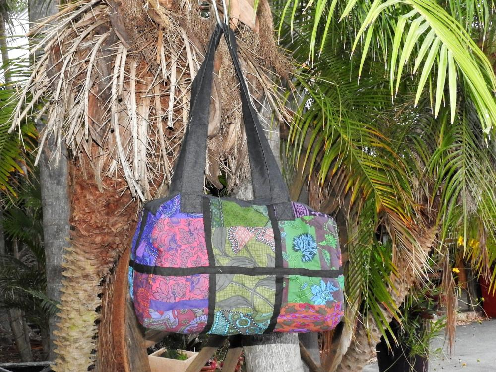 Overnight Bag - Patchwork