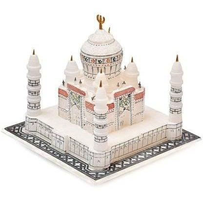 7 Inch Full size Tajmahal replica as gift building cardamom crafts crystal decoration for girlfriend love home lovers showpiece marble model miniature  Decorative Showpiece - GreentouchCrafts