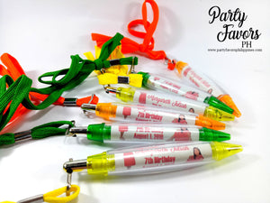 Ballpen with lanyard (Personalized)