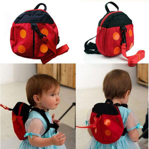 Anti lost baby backpack