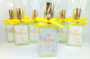 Perfume in glass bottle (personalized)