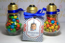 Candies in special jars