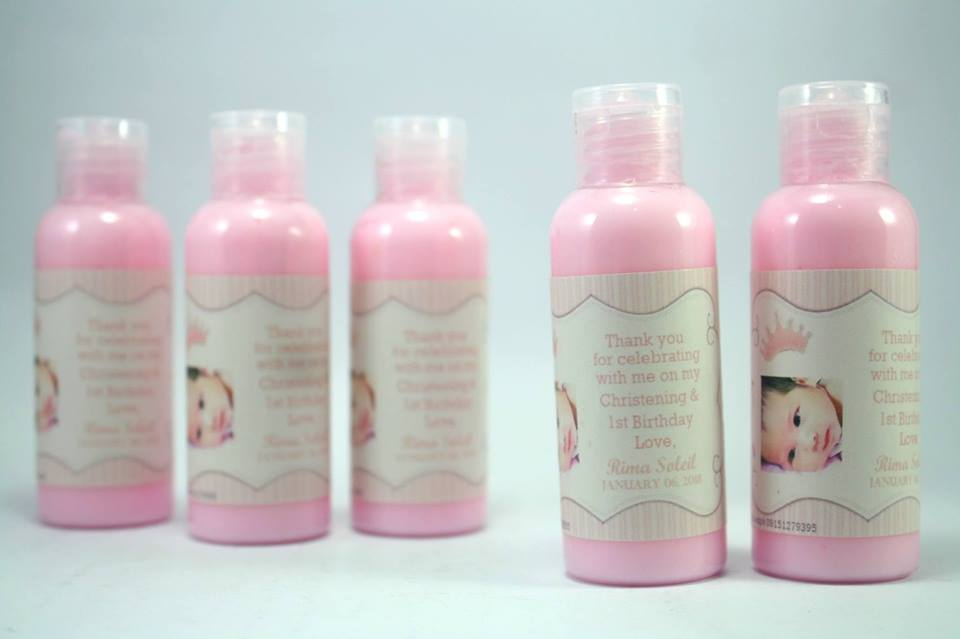 Hand and body lotion 50ml