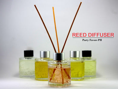 Reed diffuser (Regular fragrance)