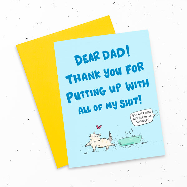 Happy Father's Day! - Card