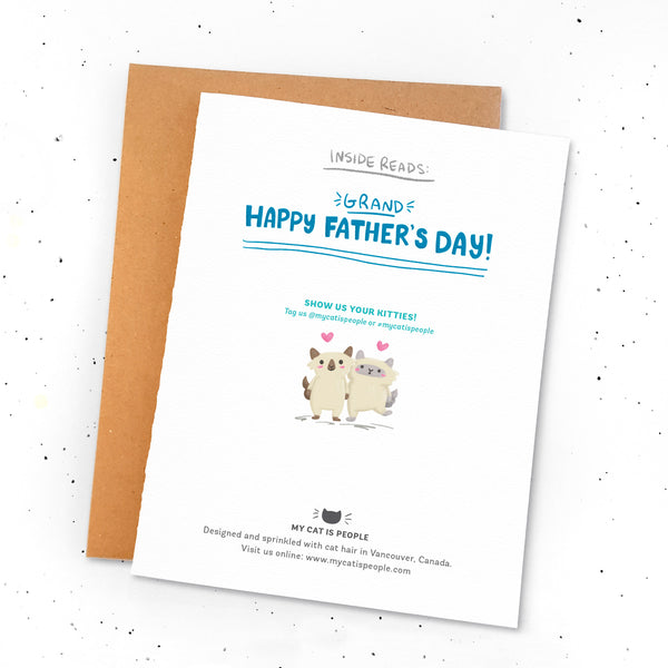 Happy (Grand) Father's Day! - Card
