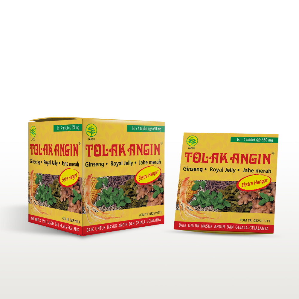 Tolak Angin Tablet - Sido Muncul Store