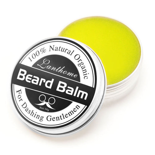 Top Quality Small Size Natural Beard Conditioner Balm For Beard Growth