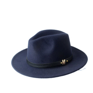Vintage Stylish Fedora