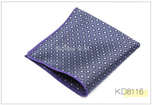 Classic Business Style Pocket Square