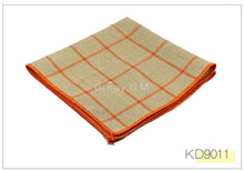 High Quality Plaid Handkerchief