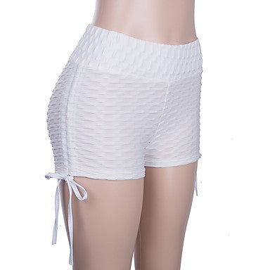 Jacquard Yoga Shorts