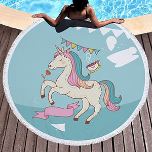 Unicorn Beach Cover