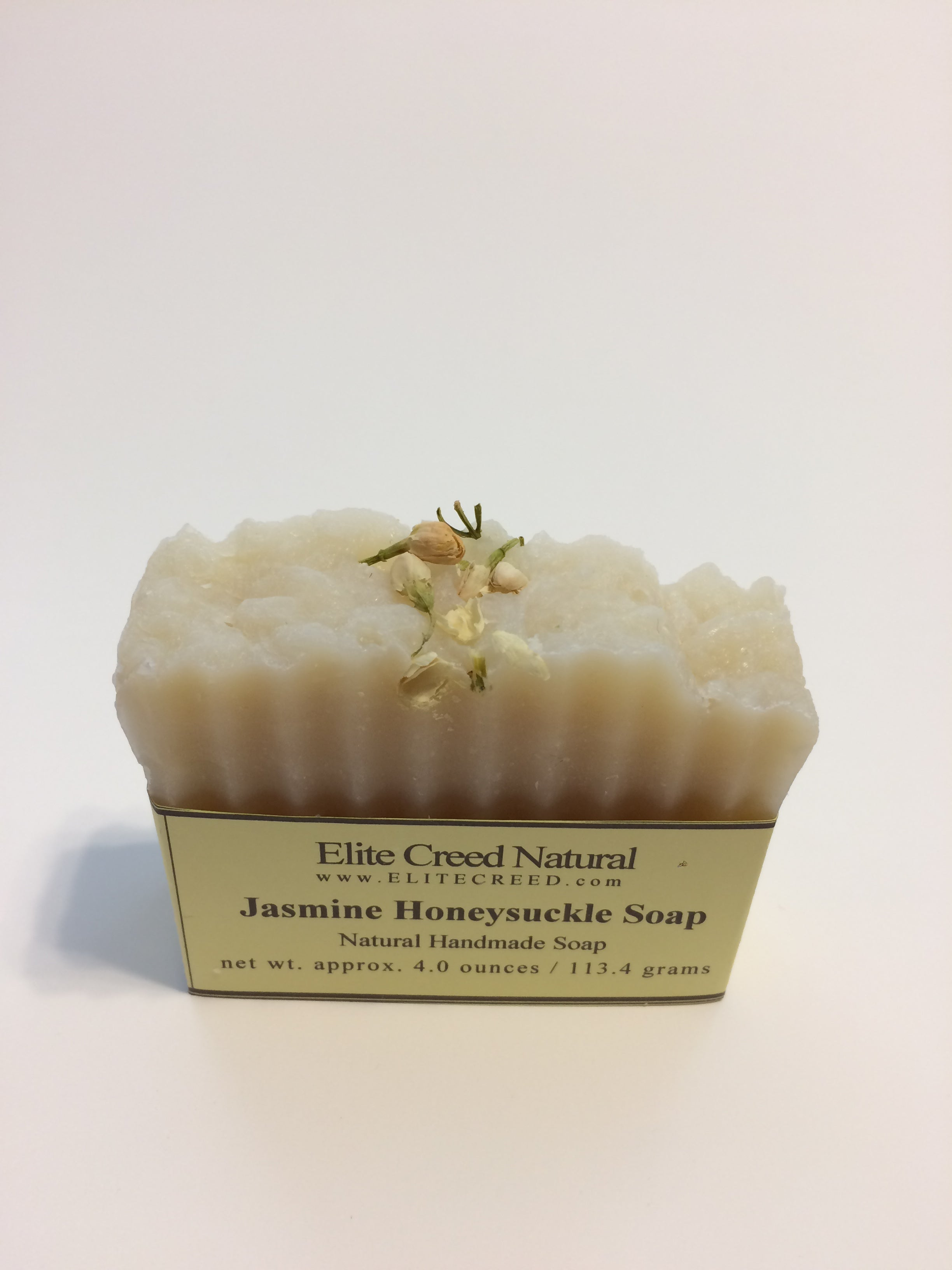Jasmine Honeysuckle Soap