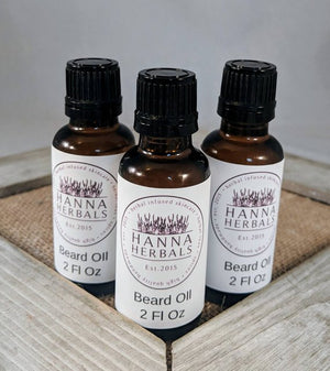 Beard Oil Gift Set