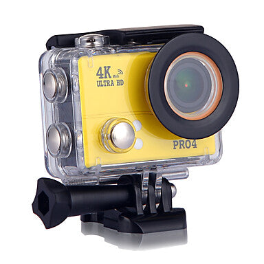 PRO4 Waterproof Sports Action Camera