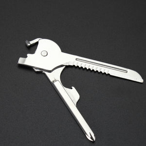 New 6 in 1 Keychain Tool